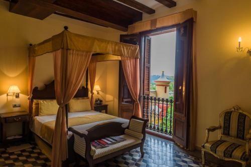Habitación Doble con bañera Hotel Villa Retiro 1