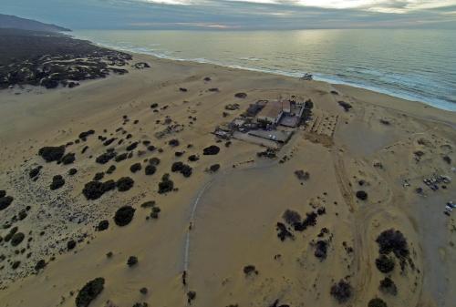 Hotel Le Dune Piscinas in Arbus