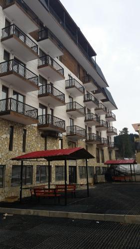 Апартаменты 2 уютные комнаты в Бакуриани