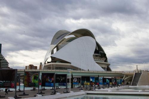 Aqua Apartments Oceanográfico, hotel en Valencia