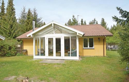 Holiday Home Bl�vand with a Fireplace 06