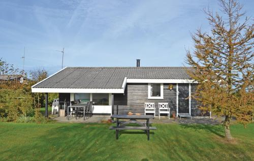 Holiday Home S�by with a Fireplace 02
