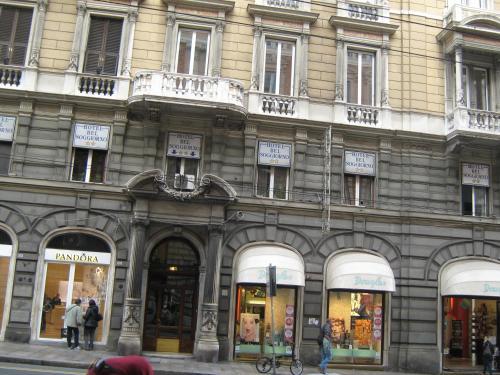 Hotel Bel Soggiorno Genoa in Italy