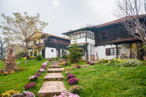 Отель Etno Guest House Brestovi & vizija 0 звёзд Сербия