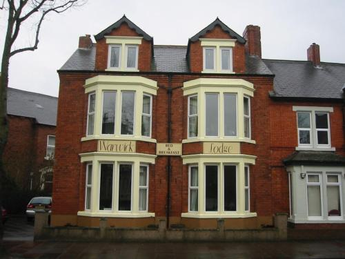 Photo of Warwick Lodge Guest House Hotel Bed and Breakfast Accommodation in Carlisle Cumbria
