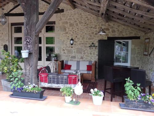 Отель Chambres d'hôtes Le Domaine du Saule 0 звёзд Франция