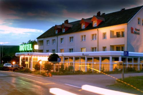 Center Hotel Rossau