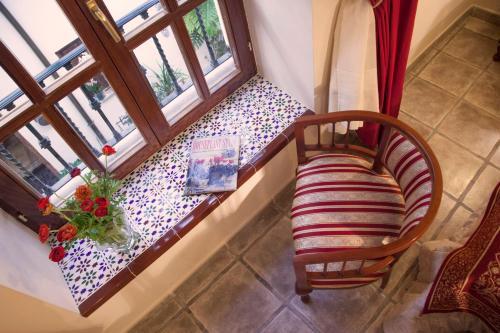 Doppelzimmer - Einzelnutzung Hotel Rural Masía la Mota 4