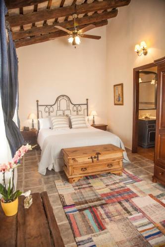 Superior Doppelzimmer - Einzelnutzung Hotel Rural Masía la Mota 2