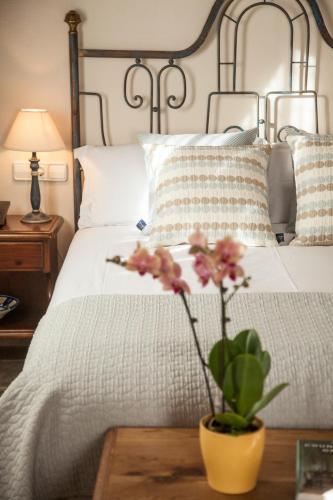 Superior Doppelzimmer - Einzelnutzung Hotel Rural Masía la Mota 5