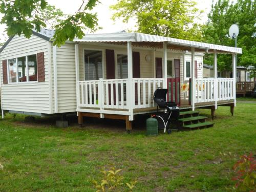 Mobile Home Au Camping La Reserve