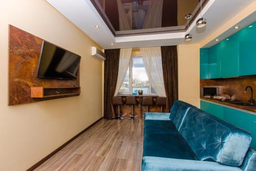 Khreshatyk Street Apartment, Kiew