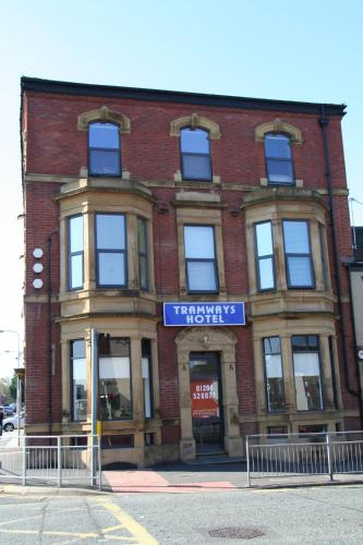 Tramways Hotel,Bolton