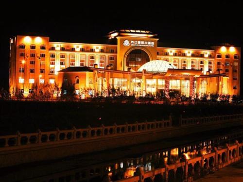 Отель Jiejiang International Hotel 4 звезды Китай
