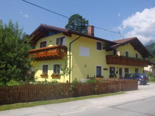 Haus Fuchs - Apartment mit 2 Schlafzimmern