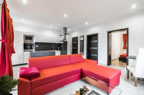 Picture of Penzion Apartments Benešova 6