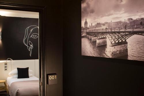 Hôtel Montparnasse Saint Germain