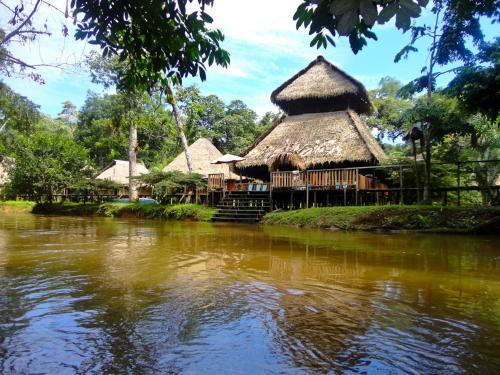 Cuyabeno River Lodge, Marian