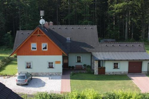 Apartment Janske Lazne 1