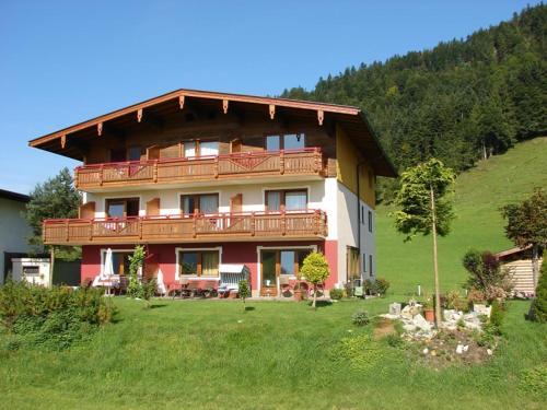 Walchsee One-Bedroom Apartment 1