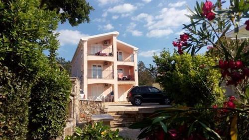 Отель Klimno One-Bedroom Apartment 2 0 звёзд Хорватия