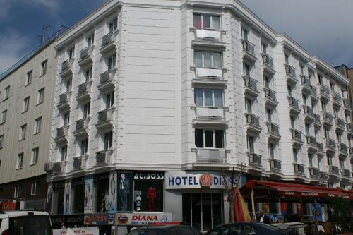Отель Diana Hotel 2 звезды Турция