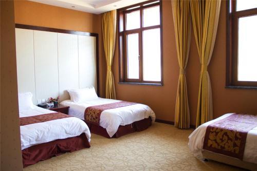 HotelQingdao Bedom Apartment Laoshan Tianbao Bay