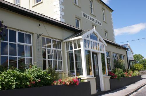 Photo of Wild Honey Inn Hotel Bed and Breakfast Accommodation in Lisdoonvarna Clare