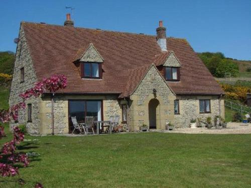 Hermitage Court Farmhouse hotel in Niton