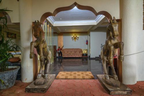 244 Fernandes Vaddo,Guddem Road, Near Siolim River Bardez, Goa 403517, India.