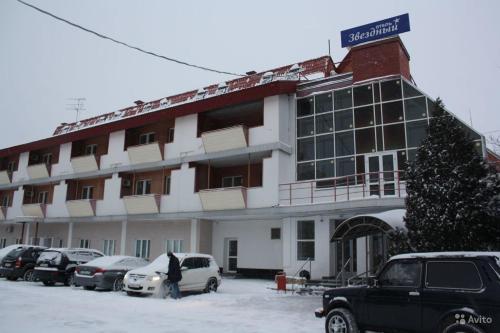 Отель Hotel Zvezdny 0 звёзд Россия