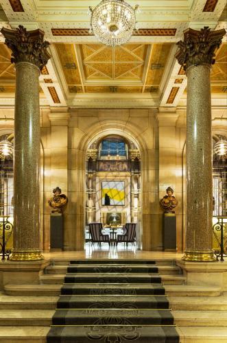 Hilton paris opera 9th arrondissement op ra paris ile de for Boutique hotel 9th arrondissement