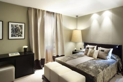Design Double or Twin Room Hotel Murmuri Barcelona 1
