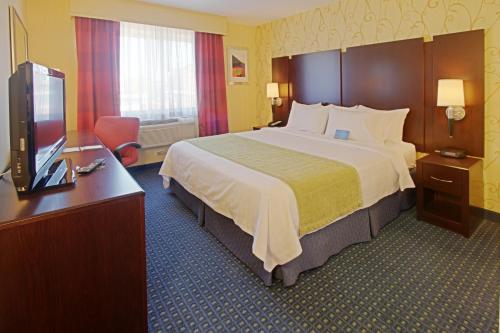 Fairfield Inn & Suites by Marriott New York Long Island City/Manhattan View front view