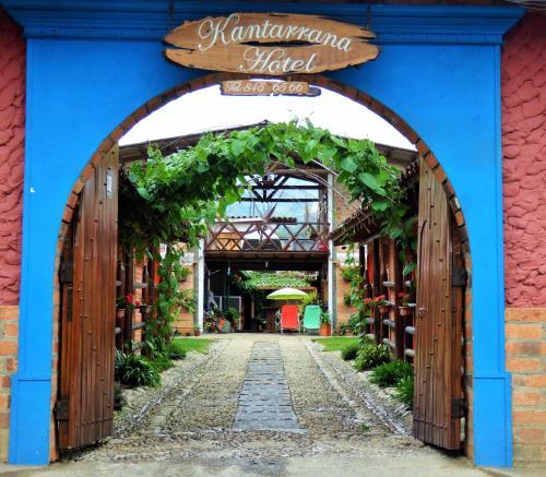 Hotel Kantarrana Urbana Jardin, Jardin