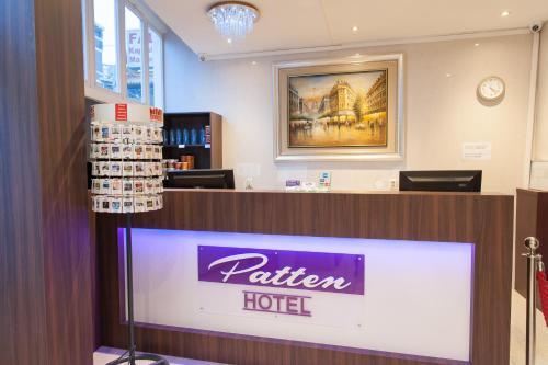 Patten Hotel (Golden Ship Hotel) (B&B)