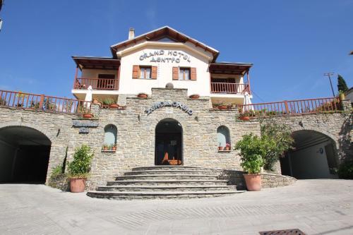 Grand Hotel Dentro