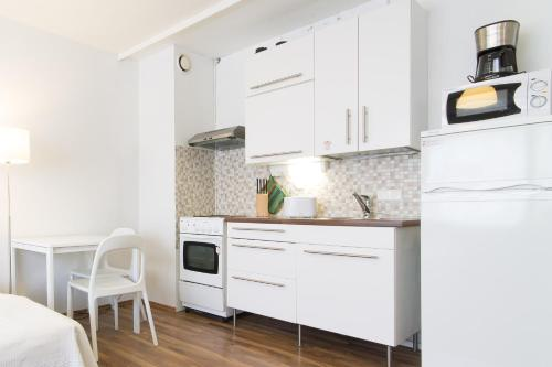 Studio appartement (Studio Apartment)