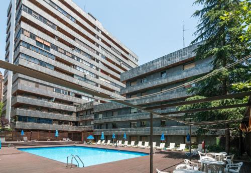 Отель Apartamento Atenea 0 звёзд Испания