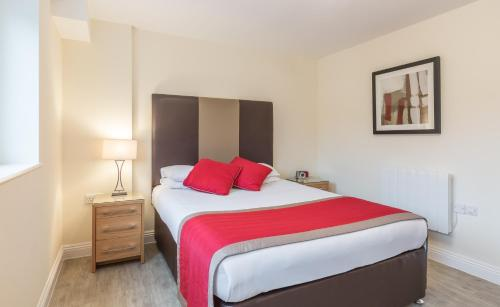 Central Point Apartments, Basingstoke hotel in Basingstoke