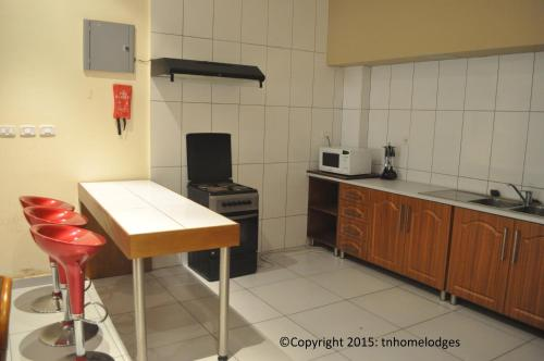 Apartmán typu Superior se 2 ložnicemi (Two-Bedroom Superior Apartment)