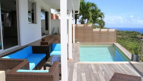 Villa Kerilis, Gustavia