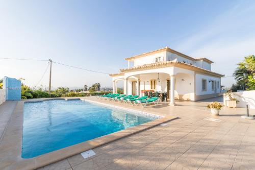 Villa Agapito Albufeira Algarve Portogallo