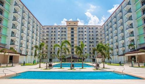 Отель Apartment at Field Residences 2 звезды Филиппины