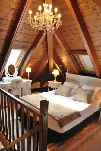 Junior Suite with hydromassage bath Hotel Selba d'Ansils 3