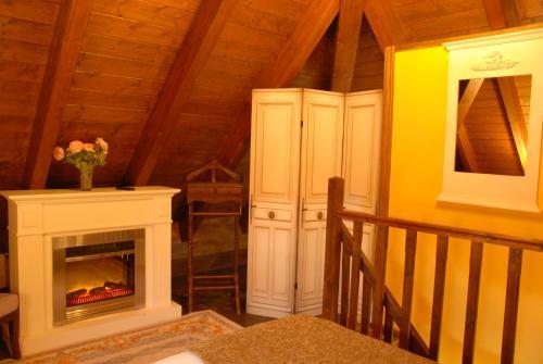 Junior Suite with hydromassage bath Hotel Selba d'Ansils 6