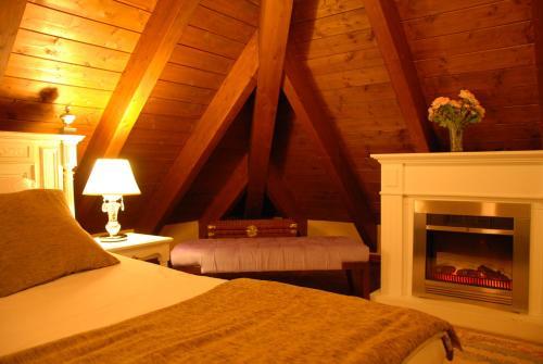 Junior Suite with hydromassage bath Hotel Selba d'Ansils 1