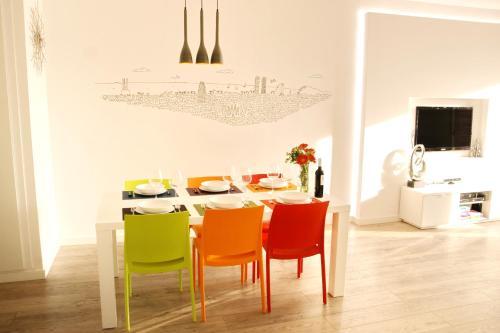 Seaside Barcelona Apartment