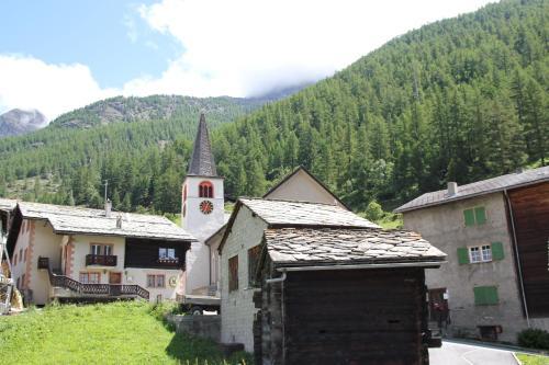 Ferienwohnungen Wallis - Randa bei Zermatt, Randa