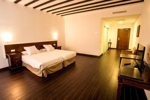 Doppel- oder Zweibettzimmer Palacio del Infante Don Juan Manuel Hotel Spa 4